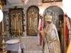 Ὁ Μακαριώτατος εἰς τήν πανηγυρικήν Πατριαρχικήν θείαν Λειτουργίαν.